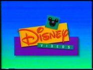 Disney videos 1998