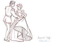 Gal cin development-art cinderella-prince 447