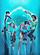 Hiro Baymax Bookscan Water