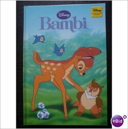 Bambi wonderful world of reading 3