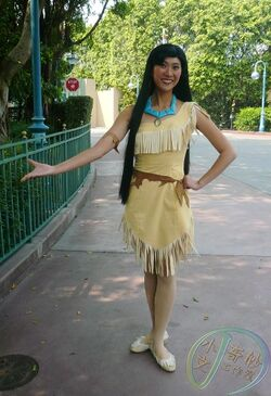 Pocahontas HKDL