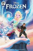 Frozen comic adaptation