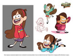 Mabel character development