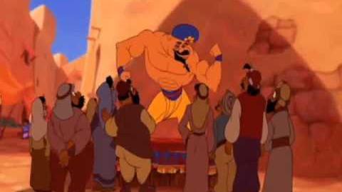 Aladdin - One Jump Ahead High Quality