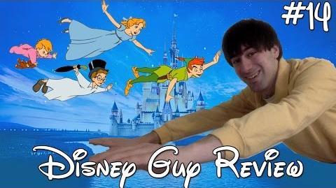 Disney Guy Review - Peter Pan