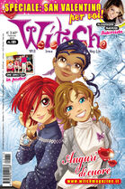 Witch cover 131