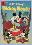 Mickey mouse comic 55