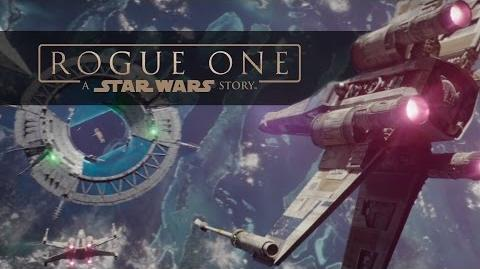 """Rogue One A Star Wars Story """"Tonight"""""""