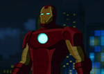 Ironman-Ultimate Spider-Man1