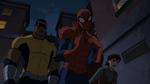 Spider-Man Power Man Squirrel Girl USMWW