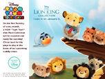 The Lion King Tsum Tsum Tuesday - 2