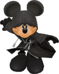 King Mickey (Black Coat) 2 KHII