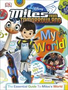 Miles from Tomorrowland DK Sticker Book