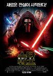 The Force Awakens International Poster