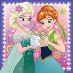 Frozen Fever - Anna and Elsa 2