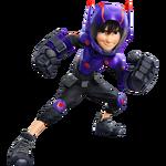 Hiro Suit Render
