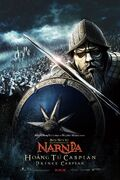 The Chronicles of Narnia Prince Caspian - Poster 3