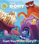 Finding Dory Can You Find Dory Book