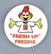 Fresh Up Freddie