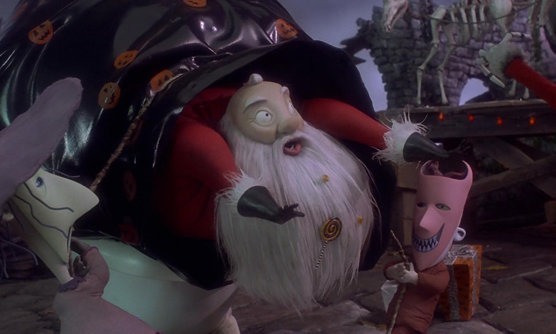 Snap Santa Claus The Nightmare Before Christmas Heroes Wiki FANDOM ...