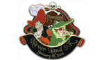 2013 Never Land 5K Collections Pin