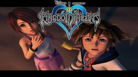 Kingdom Hearts Simple And Clean opening Video