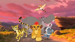 """Rückkehr in die Savanne: """"Die Garde der Löwen"""" läuft bald auf Disney Junior"""