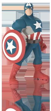 Captain America Disney INFINITY