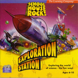 Schoolhouse rock exploration station cd rom 2