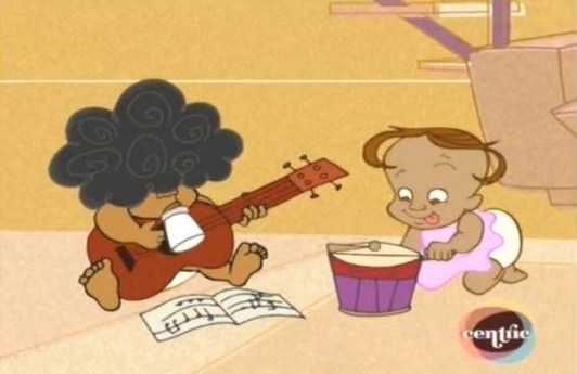 File:Bebe and Cece Playing Music.jpg