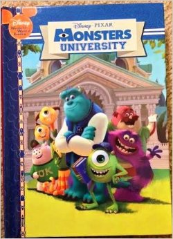 Monsters University (Disney's Wonderful World of Reading ...