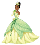 Tiana and the frog prince