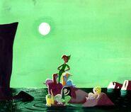 Peter&mermaids