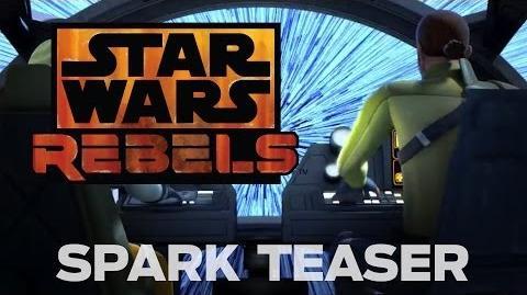 """Star Wars Rebels """"Spark"""" Teaser"""