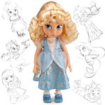 Cinderella 2013 Disney Animators Doll