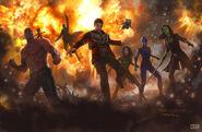 Guardians of the Galaxy Vol. 2 - Concept Art
