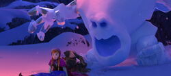 Frozen-frozen-marshmallow-anna-kristoff