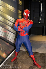 Spider-Man at Disneyland Paris