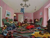 A mess of toys