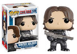 Funko Pop! - Captain America Civil War - Winter Soldier