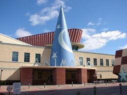 Roy E. Disney Animation Building