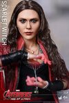 Scarlet Witch Hot Toys 06