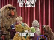 Muppet Show Ending 114 goof