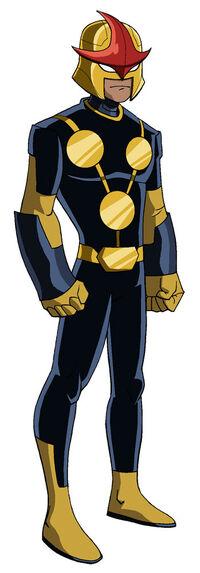 Nova ultimate spider man wiki - photo#1