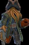Disney INFINITY - Davy Jones