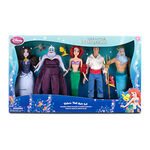 The Little Mermaid 2013 Disney Store Doll Set Boxed