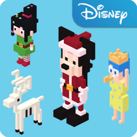how to get characters on disney crossy road mickey mouse