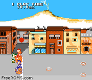 Donald Duck NES Gameplay