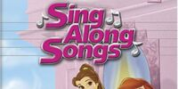 Disney Princess Sing Along Songs: Once Upon a Dream