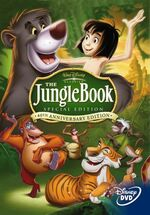 The Jungle Book SE 2007 UK DVD